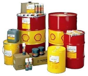 Một số loại dầu máy của shell